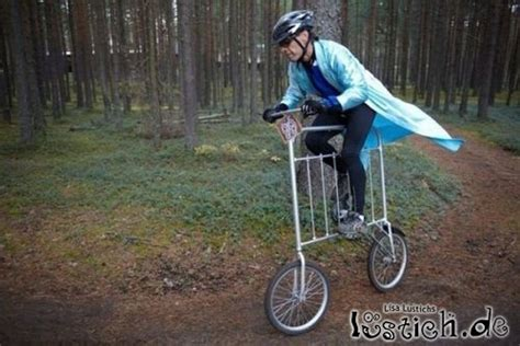 lustiges fahrrad bild lustichde