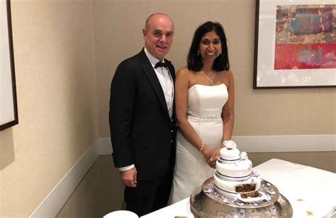 Suella Braverman Marriage