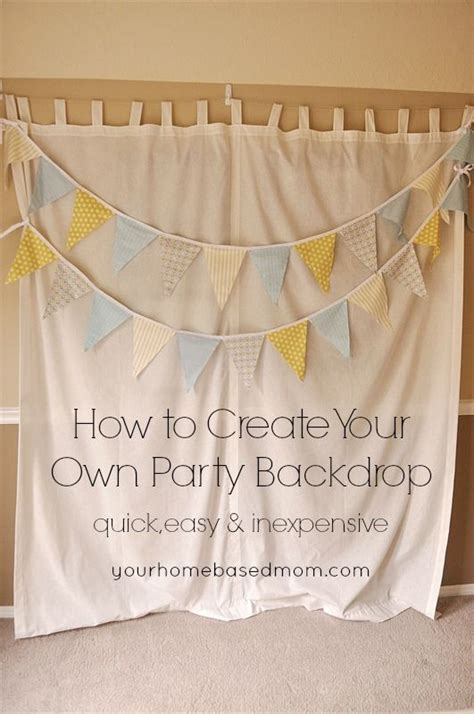 Backdrops How To Make by How To Create Your Own Backdrop 30days Creative
