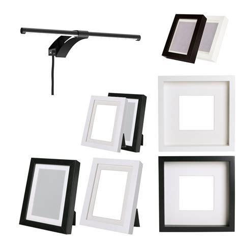 Ikea De Bilderrahmen by Ikea Ribba Bilderrahmen Rahmen Bildrahmen Bildbeleuchtung