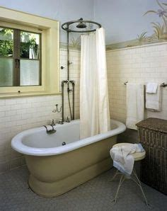 freestanding tub with showercurtain limitations