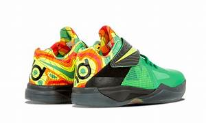 Nike Zoom KD 4 Weatherman 479436 303 - Sneaker Bar Detroit