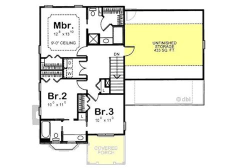 traditional style house plan  beds  baths  sqft plan   house plans jack