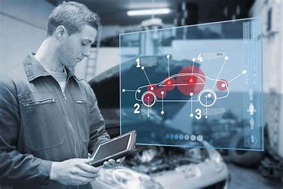 Digital Twin Technology Service Repair Examples Example