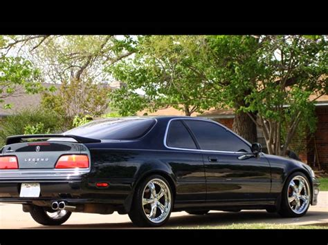 Acura Legend : 1994 Acura Legend Ls Coupe And Gs Sedan Review