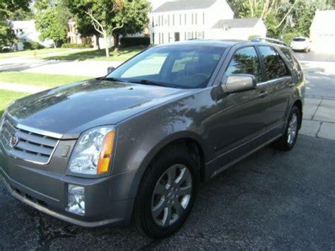 Buy Used 2007 Cadillac Srx Sport Utility 4door V8 ! Awd