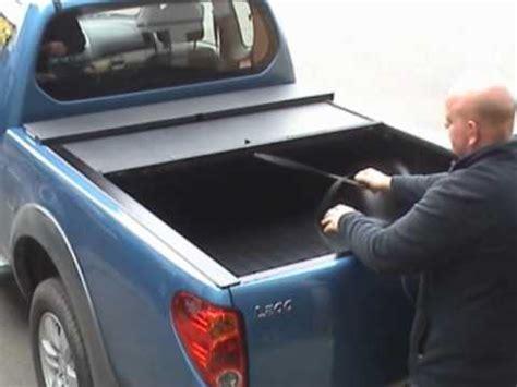 mitsubishi  extra cab roll lock pick  truck roll