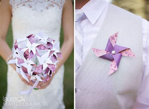 Pinwheel Wedding Ideas {Trendy Tuesday}