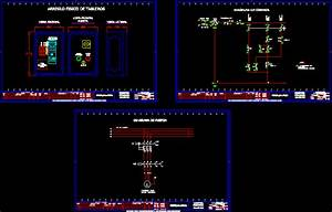 Panels  U2013 Control Diagram  U2013 Diagram Force Dwg Block For