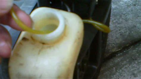 fuel  change  craftsman  weedwacker youtube