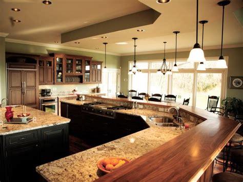 entertaining kitchen designs creating a family friendly kitchen hgtv 3581