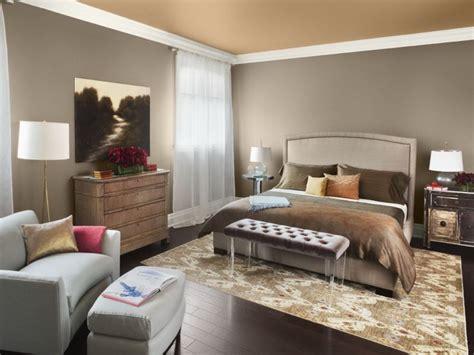 color tortora  pareti camera da letto decorazioni
