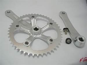Kurbellänge Berechnen : kettenradgarnitur prowheel 46 z hne silber aluminium ~ Themetempest.com Abrechnung