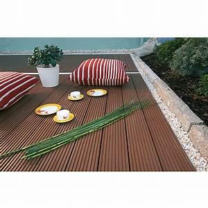 Wpc Unterkonstruktion Bauhaus : kovalex wpc terrassenpaket 3 9 x 3 m braun mattiert bauhaus ~ Whattoseeinmadrid.com Haus und Dekorationen