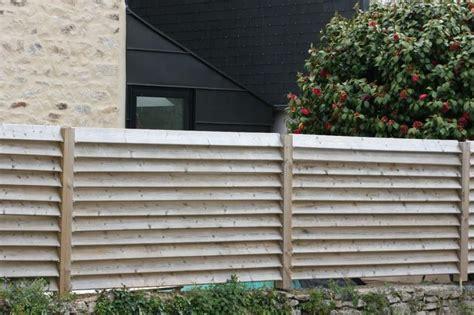 claustra bois palissade brise vue type persienne acheter au meilleur prix