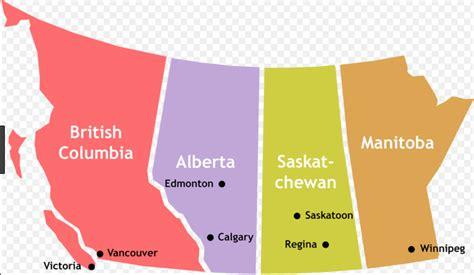western canada falling    learning