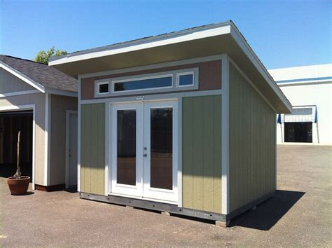 premier pro studio modern by tuff shed storage buildings