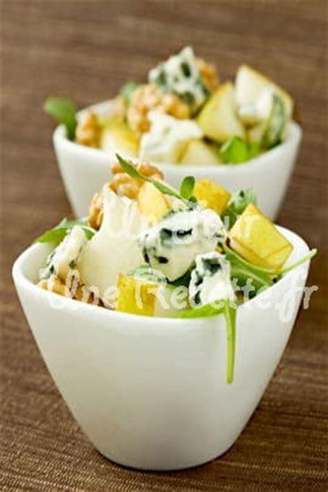 salade aux poires  roquefort recette facile  jour