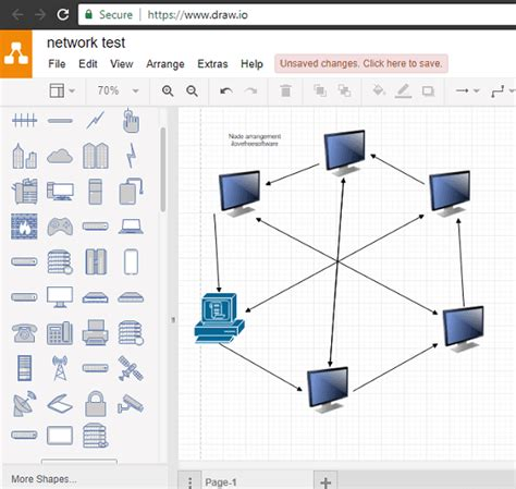Er Diagram Maker Free by Create Network Topology Diagram With These 4 Free