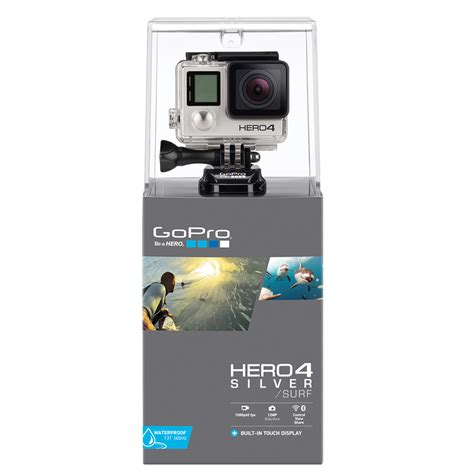 Gopro Price Gopro Hero4 Silver Edition Best Price In Dubai Abu Dhabi