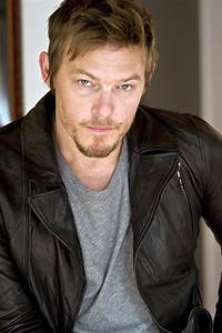 unconcerned, but not indifferent.: Norman Reedus outtakes