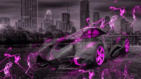 lamborghini egoista crystal city energy car