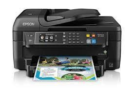 You actually can't install the ink cartridges until you power on the printer for the first time, and you need to insert the four tanks (cyan, magenta, yellow and black) in the correct order for the printer to work. Epson WF 2660 Driver Software Download For Win & Mac OS