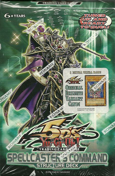 structure deck spellcaster s command special edition yugioh card prices