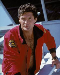 Hasselhoff, David [Baywatch] photo
