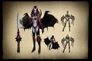 Envisioning Queen Of Pain Loading Screen Dota 2 Wiki