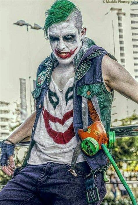 Amazing Joker Cosplay Joker Joker Cosplay Joker