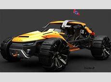 Bowler Raptor Amazing Monster car Concept 2015