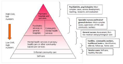 Continuum of Care Mental Health Services