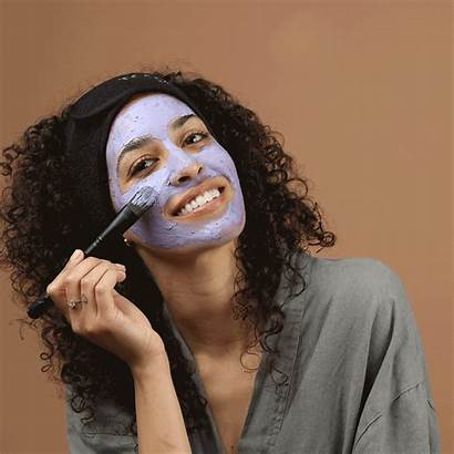 Face Mask Purple Sonya Power Eco Compost