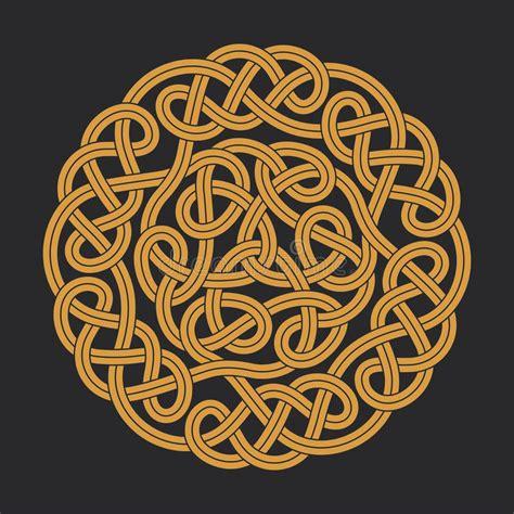 Celtic Cross Traditional Ornament Stock Illustrations ...