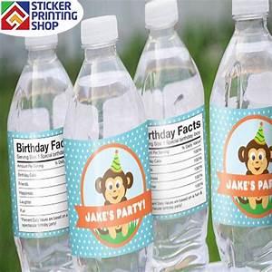 custom waterproof water bottle labels bottle labels printing With avery waterproof water bottle labels