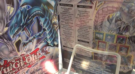 Yugioh Synchro Structure Deck by Structure Deck Saga Of Blue White