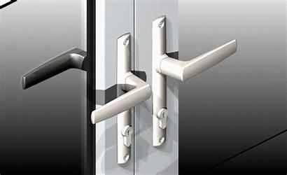 Door Hinged Lock Icon Alternative Ando Options