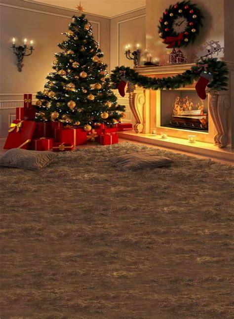 vinyl photography background window christmas carpet house photo backdrop sale