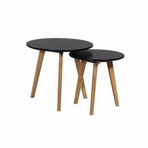 Table Basses Gigogne : table basse gigogne ~ Zukunftsfamilie.com Idées de Décoration