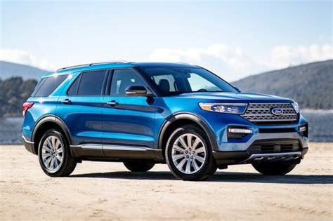 ford explorer prices reviews  pictures edmunds