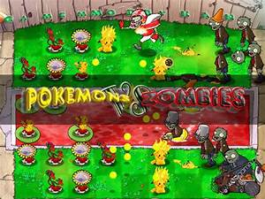 pokemon vs zombies images