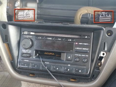 automobile air conditioning service 1996 acura tl instrument cluster 1996 1998 acura tl center dash replacement 1996 1997 1998 ifixit repair guide