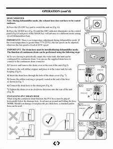 Page 8 Of Danby Air Conditioner Dpac10011 User Guide