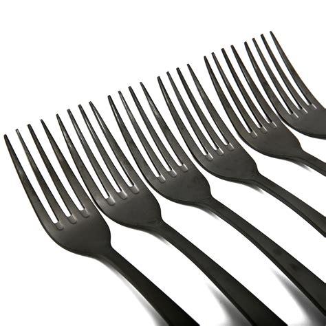 end dinnerware flatware stainless steel kc kcasa st004 pieces banggood
