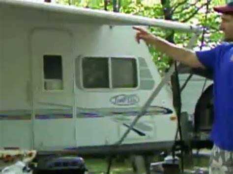 retractable rv awning part    youtube