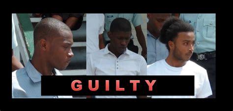 judge court jail land husband years beating convicted robbing were guyana week last prison newssourcegy