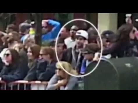 Boston Bombing Video Tells Different Story from Tsarnaev ...
