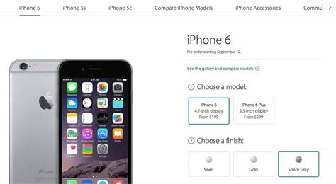 iphones in order how to pre order the iphone 6 and 6 plus