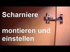 Schrank Scharnier Einstellen : schrank scharniere montieren und einstellen k chen scharnier t rscharnier ~ Eleganceandgraceweddings.com Haus und Dekorationen